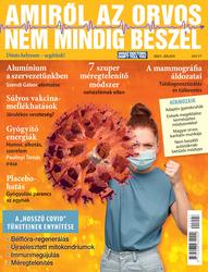 Amiről az orvos nem mindig beszél - V. évfolyam, 7. szám (2021. július)