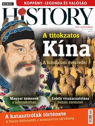 BBC History - XI. évfolyam, 9. szám (2021. szeptember)