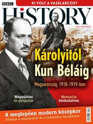 BBC History - XI. évfolyam, 11. szám (2021. november)