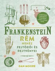 Frankenstein rém nehéz fejtörői és rejtvényei