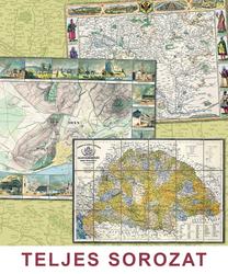 Magyarország régi térképeken 1-6. rész