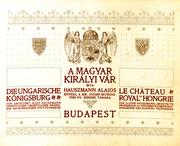 A magyar királyi vár