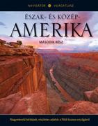 NAVIGÁTOR Világatlasz, 6. kötet - Észak- és Közép-Amerika, II.