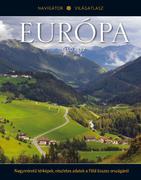 NAVIGÁTOR Világatlasz, 9. kötet - Európa, I.
