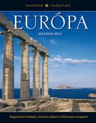 NAVIGÁTOR Világatlasz, 10. kötet - Európa, II.