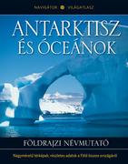 NAVIGÁTOR Világatlasz, 18. kötet - Antarktisz és óceánok