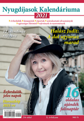 Nyugdíjasok kalendáriuma 2021