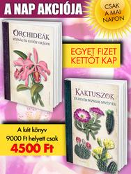Orchideák, Rózsák és egyéb virágok + Kaktuszok és egyéb pozsgás növények csomag