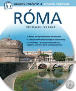 Róma - Hangos Útikönyv
