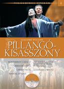 Világhíres operák sorozat, 4. kötet -Pillangókisasszony