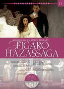 Világhíres operák sorozat, 13. kötet -Figaro házassága