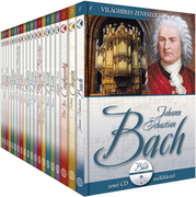 Világhíres zeneszerzők - teljes sorozat, 1-20. kötet