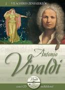 Világhíres zeneszerzők sorozat,5. kötet - Antonio Vivaldi