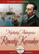 Világhíres zeneszerzők sorozat,8. kötet - Rimszkij-Korszakov