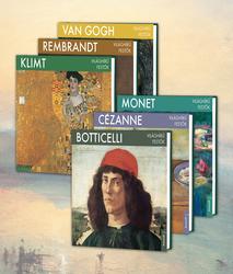Világhírű festők sorozat 1-6. kötet
