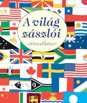 A világ zászlói – színezőkönyv
