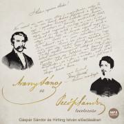 Arany János és Petőfi Sándor levelezése  – hangoskönyv