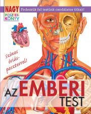 Nagy poszterkönyv – Az emberi test