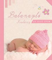 Babanapló – kislány
