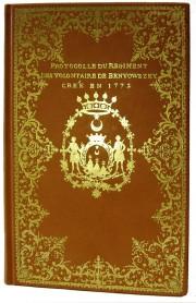 Benyovszky Móric madagaszkári jegyzőkönyve 1772-1776
