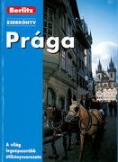 Prága - Berlitz zsebkönyv