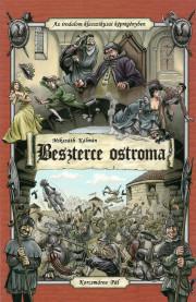 Beszterce ostroma - képregény