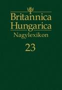 Britannica Hungarica Nagylexikon23. kötet