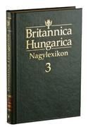 Britannica Hungarica Nagylexikon3. kötet