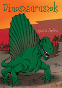 Dinoszauruszok - kifestőkönyv