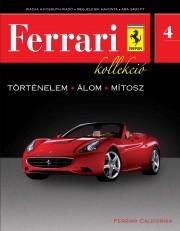 Ferrari kollekció 4. szám – Ferrari California