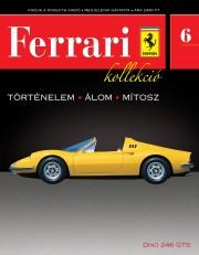 Ferrari kollekció 6. szám – Dino 246 GTS