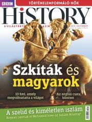 BBC History - V. évfolyam, 12. szám (2015. december)