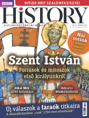 BBC History - VI. évfolyam, 3. szám (2016. március)