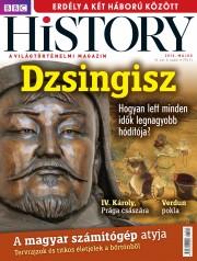 BBC History - VI. évfolyam, 5. szám (2016. május)
