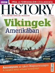 BBC History - VI. évfolyam, 10. szám (2016. október)