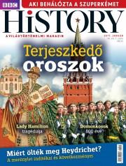 BBC History - VII. évfolyam, 1. szám (2017. január)