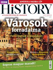 BBC History - VII. évfolyam, 4. szám (2017. április)