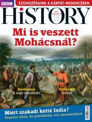 BBC History - VII. évfolyam, 8. szám (2017. augusztus)