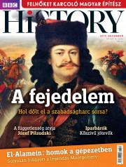 BBC History - VII. évfolyam, 12. szám (2017. december)