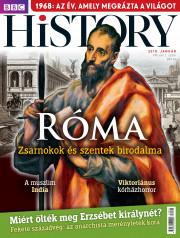 BBC History - VIII. évfolyam, 1. szám (2018. január)
