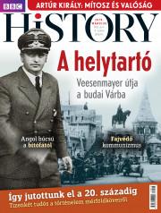 BBC History - VIII. évfolyam, 3. szám (2018. március)