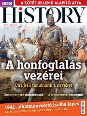 BBC History - VIII. évfolyam, 6. szám (2018. június)