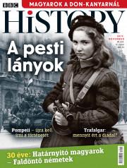 BBC History - IX. évfolyam, 11. szám (2019. november)