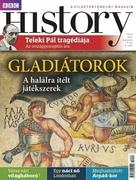 BBC History - IV. évfolyam, 8. szám (2014. augusztus)