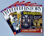 BBC History - VI. évfolyam (2016), 1-12. szám