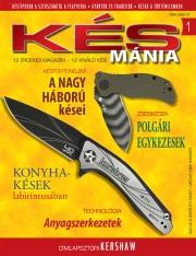 Késmánia Magazin 1. szám