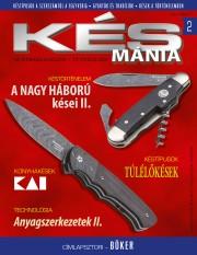 Késmánia Magazin 2. szám