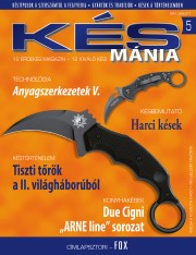 Késmánia Magazin 5. szám
