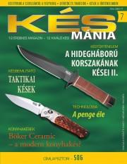 Késmánia Magazin 7. szám