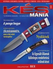 Késmánia Magazin 8. szám